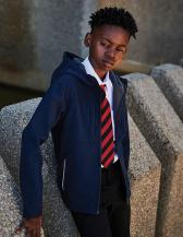 Kids´ Octagon 3-Layer Hooded Softshell Jacket